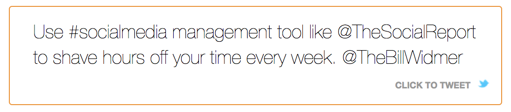 content marketing institute click to tweet