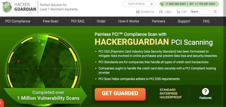hacker guardian comodo ssl