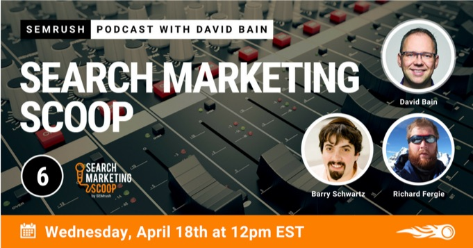 search marketing scoop podcast