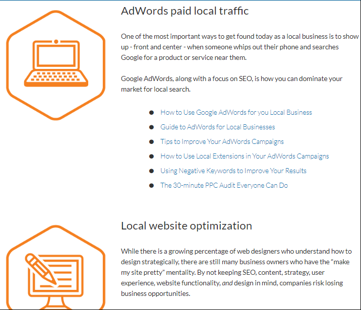 adwords paid local traffic ultimate guide
