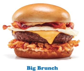 iHob Big Brunch Burger