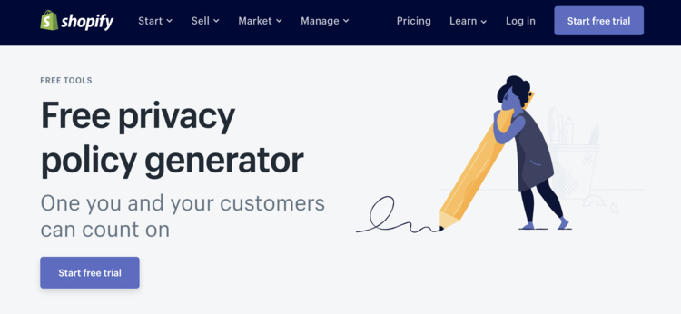 Creative Lead Gen Example Promote Personalized Template