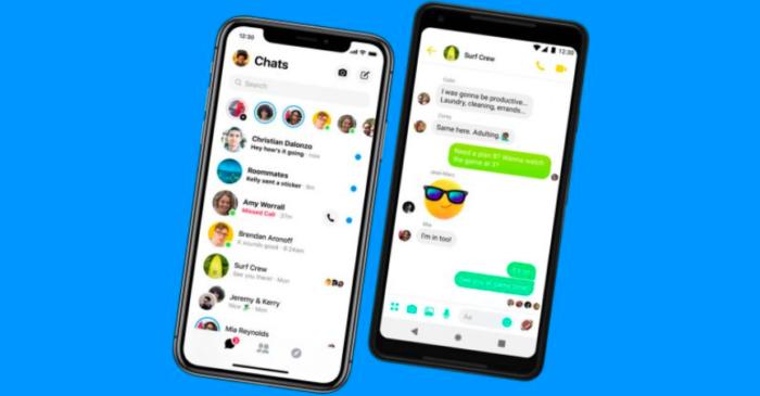 grow facebook messenger list