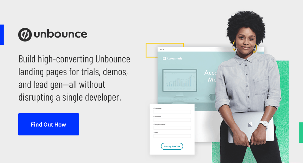 Find out how to build high-converting Unbounce pages without disrupting a single developer