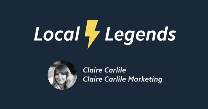 Local Legends: Claire Carlile on Setting Client Expectations and the Future of Google Maps