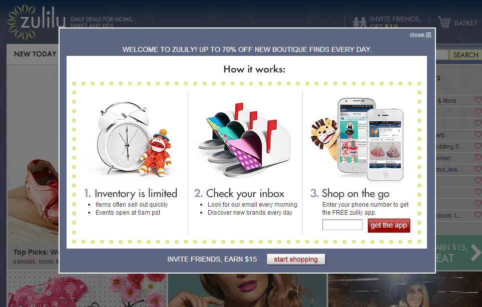 Exit-intent popups can stop people from leaving and boost your ecommerce conversion rates