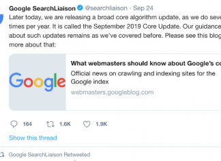 How I Beat Google's Core Update by Changing the Game