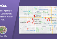Have Your Agency's Clients Considered a Local Product Kiosk? Google Has.