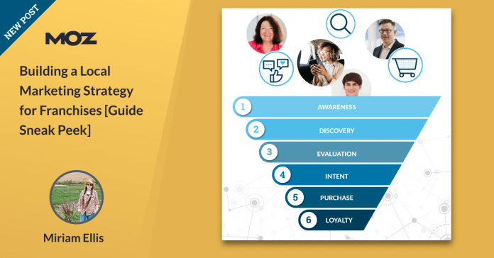 Building a Local Marketing Strategy for Franchises [Guide Sneak Peek]