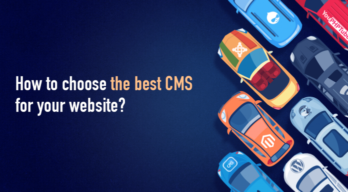 The ultimate guide to choosing the right CMS for your site