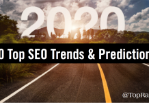 SEO Trends and Predictions for 2020