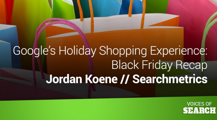 Google's Holiday Shopping Experience: Black Friday Recap