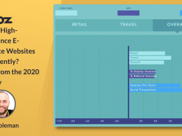 What Do High-Performance E-Commerce Websites Do Differently? Results from the 2020 KPI Study