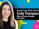 Break Free B2B Interview with Emily Thompson