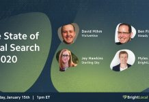 The State of Local Search in 2020 [BrightLocal Webinar]