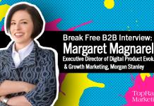 Break Free B2B Interview with Margaret Magnarelli
