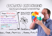 Content Expansion: From Prompt to Paragraph to Published Page - Whiteboard Friday