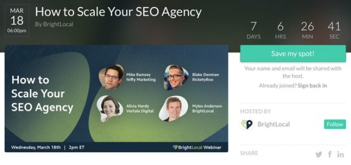 How to Scale Your SEO Agency Registration