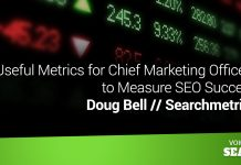 Useful Metrics for Chief Marketing Officers to Measure SEO Success
