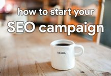 how to start your SEO campaign