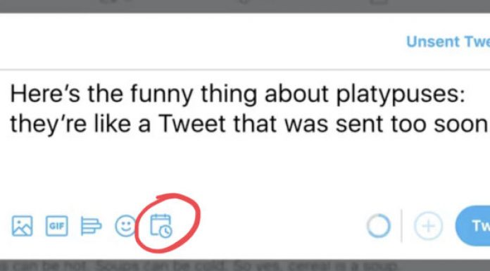 Twitter Lets Users Schedule Tweets in Advance