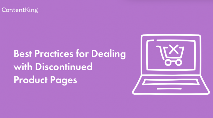 How to Handle Discontinued Products Without Ruining Your SEO -