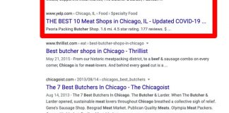 Butchers Chicago