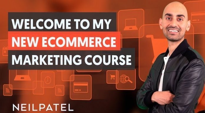 Your Free Ecommerce Marketing Course