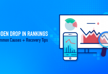 9 Reasons Google Rankings Suddenly Dropped: Recovery Guide -
