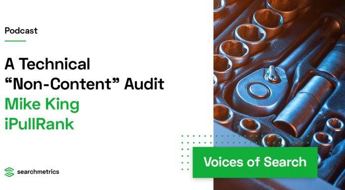 """A Technical """"Non-Content"""" Audit - Mike King // iPullRank"""