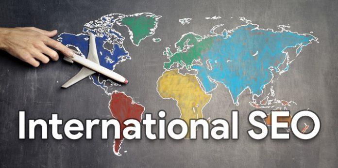 international SEO 2020