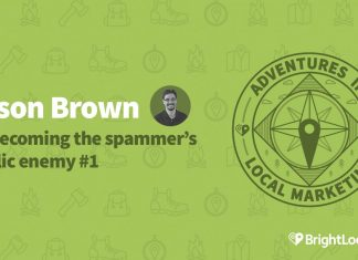 Jason Brown on Becoming the Spammer's Public Enemy #1