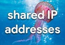 shared IP addresses