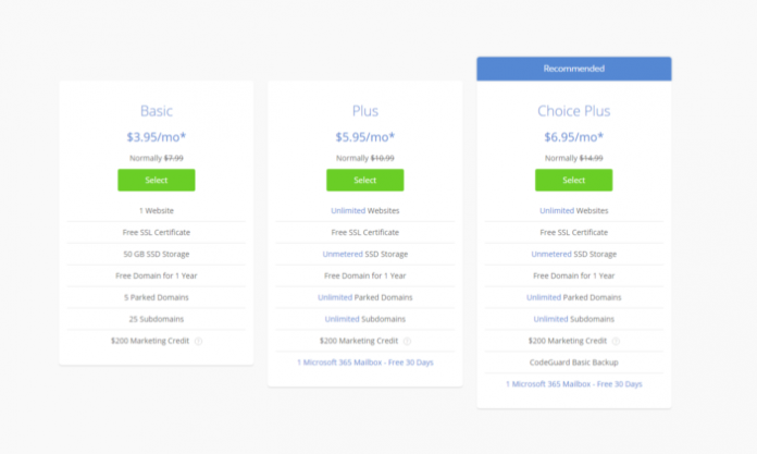 Best Web Hosting Services of 2020
