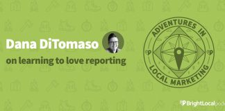 Dana DiTomaso on Learning to Love Reporting
