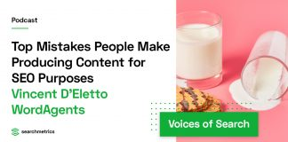 Top Mistakes People Make Producing Content for SEO Purposes