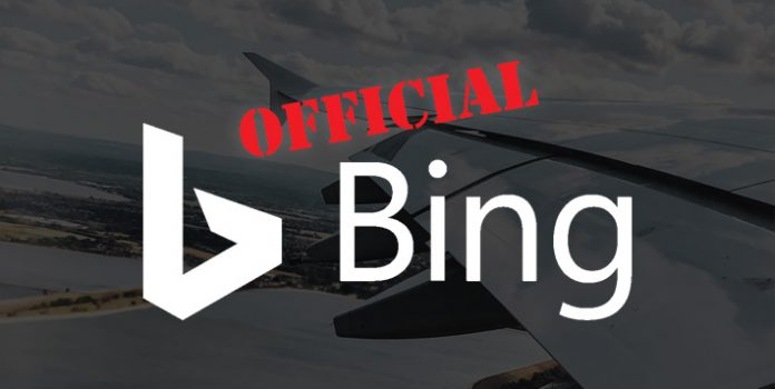 Official Bing ranking information