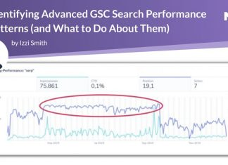Identifying Advanced GSC Search Performance Patterns (and What to Do About Them)