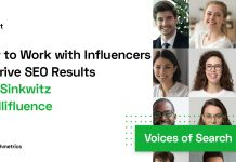 How to Work With Influencers to Drive SEO Results