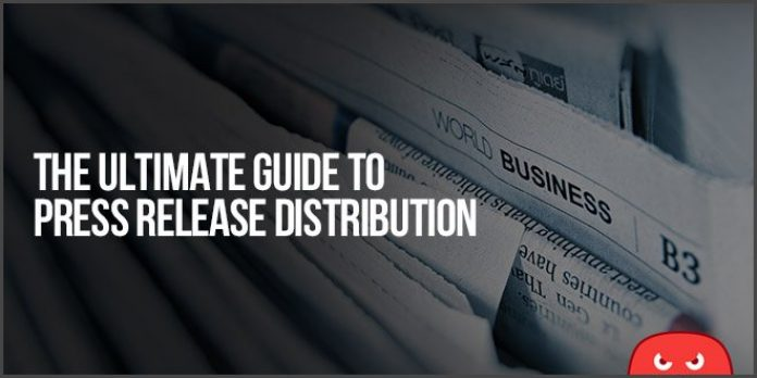 The Ultimate Guide To Press Release Distribution & SEO