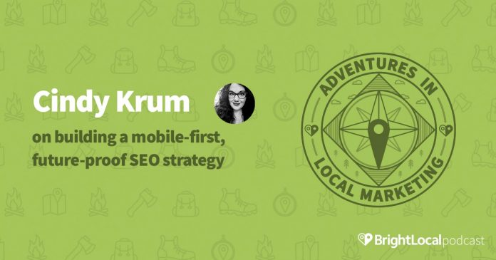 Cindy Krum on Building a Mobile-first, Future-proof SEO Strategy