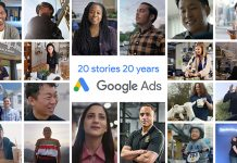 Google Ads (AdWords) Turns 20 Years Old