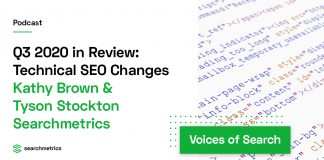 Q3 2020 in Review: Technical SEO Changes