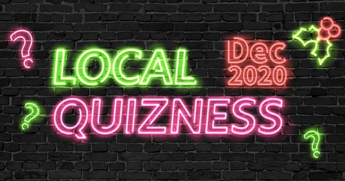 Local Quizness December 2020 - Put Your News Knowledge to the Test!
