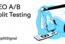 A/B Split Testing for SEO