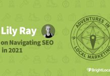 Lily Ray on Navigating SEO in 2021