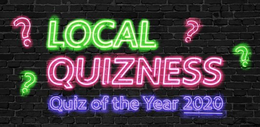 Local Quizness - Quiz of the Year 2020!