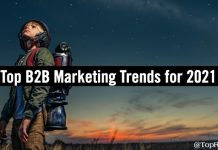 Top B2B Marketing Trends 2021