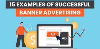 15 Examples of Successful Banner Advertising