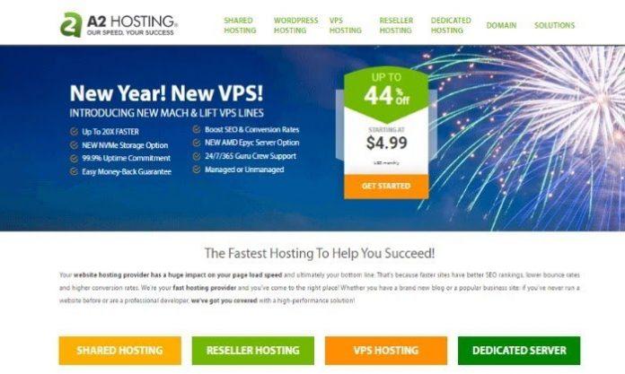 A Top Web Hosting Provider